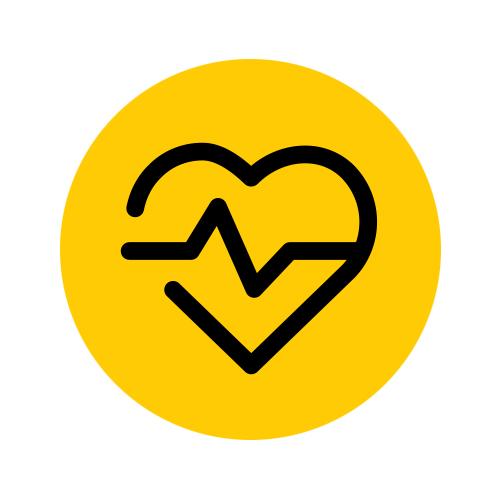Kardiogramm Icon
